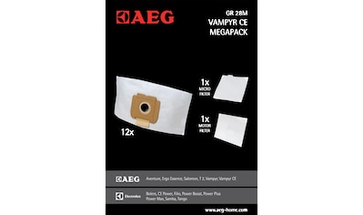 AEG Staubsaugerbeutel »CE PW24TRE«, Gr28 M für Vampyr CE kaufen