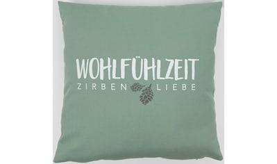 herbalind Zirbenkissen, (1 tlg.), 40x40 cm kaufen
