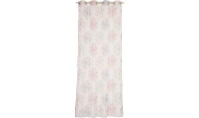 Vorhang, »Folk Flakes«, Esprit, Ösen 1 Stück kaufen