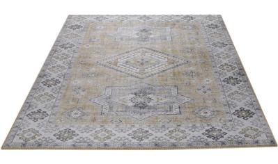 Teppich, »Fenix Ethno«, Living Line, rechteckig, Höhe 5 mm, maschinell gewebt kaufen