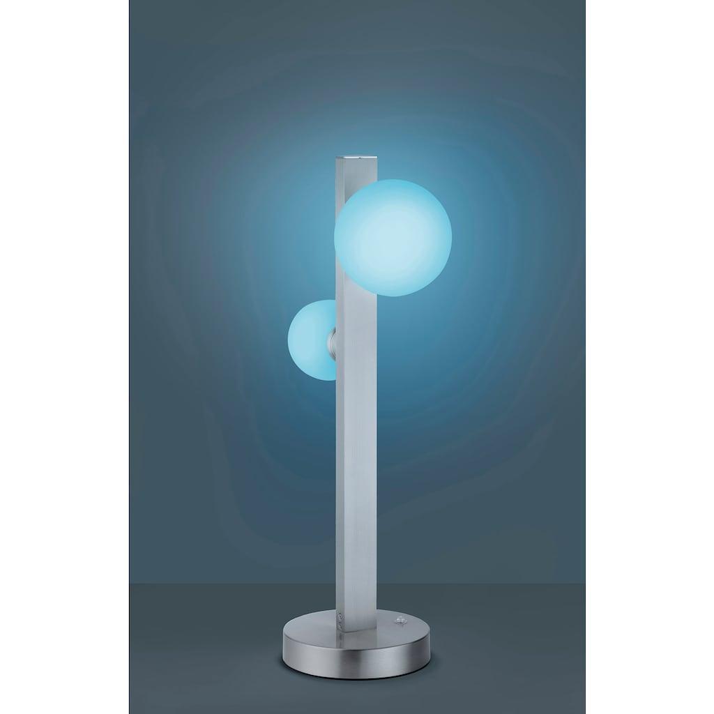 TRIO Leuchten LED Tischleuchte »DICAPO«, LED-Board, 1 St., Farbwechsler, RGBW
