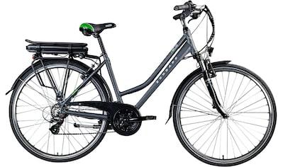 Zündapp E-Bike »Z802 Damen«, 21 Gang, Shimano, Altus RD-M310, Heckmotor 250 W kaufen