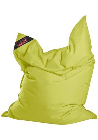 Magma Heimtex Sitzsack »Big Foot«, für Indoor und Outdoor kaufen