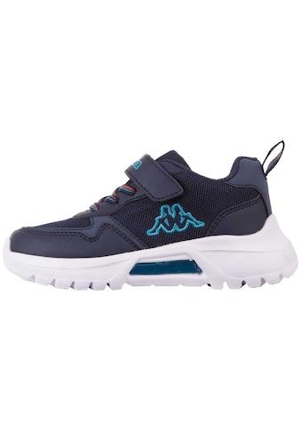 Kappa Sneaker »TENDAI KIDS«, mit cooler Blinkfunktion kaufen