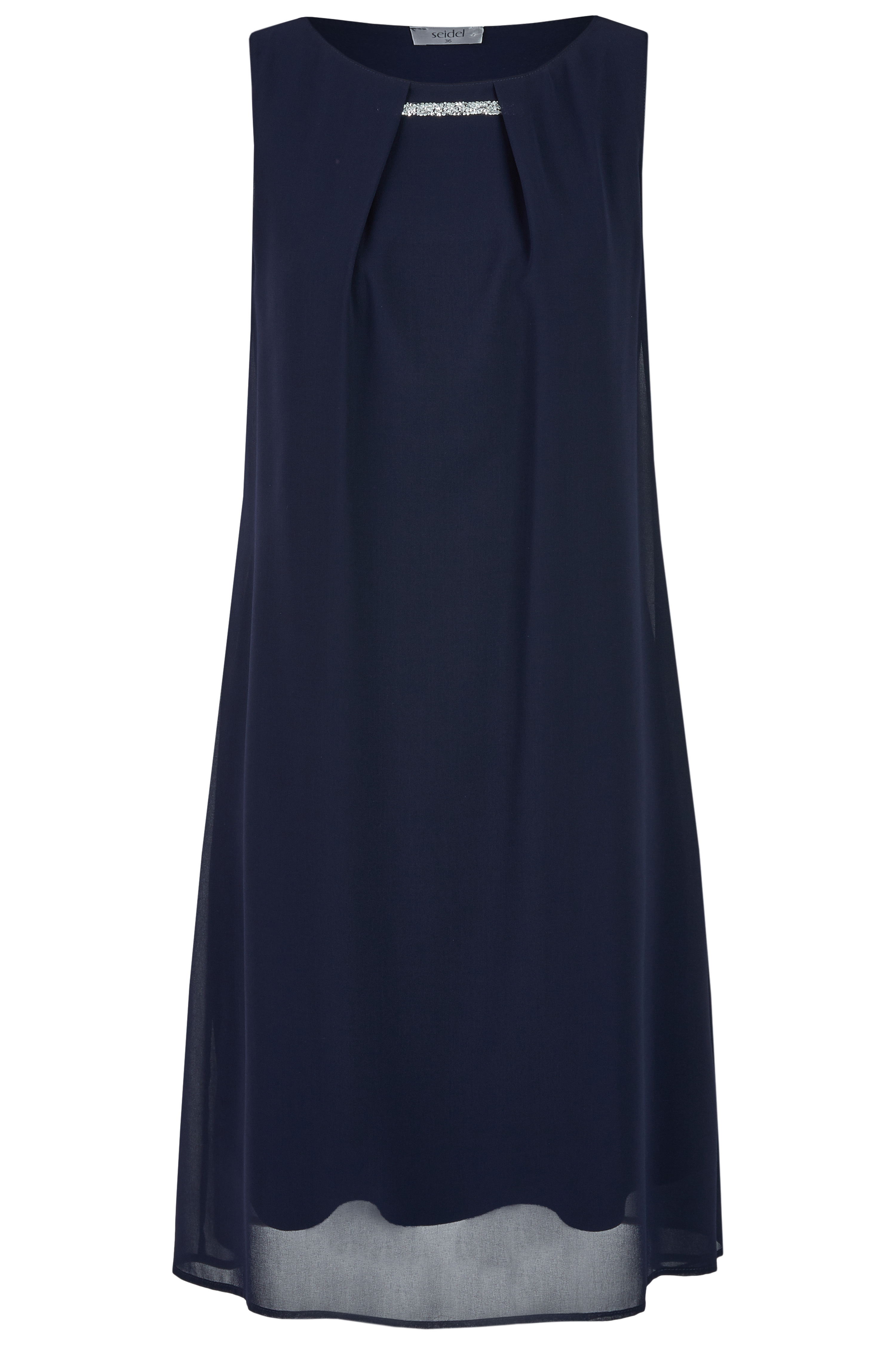 seidel moden -  Elegantes Partykleid