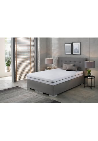 Beco EXCLUSIV Komfortschaummatratze »Dream Flex«, (1 St.), Feiner, hygienischer Mikrofaser-Bezug kaufen