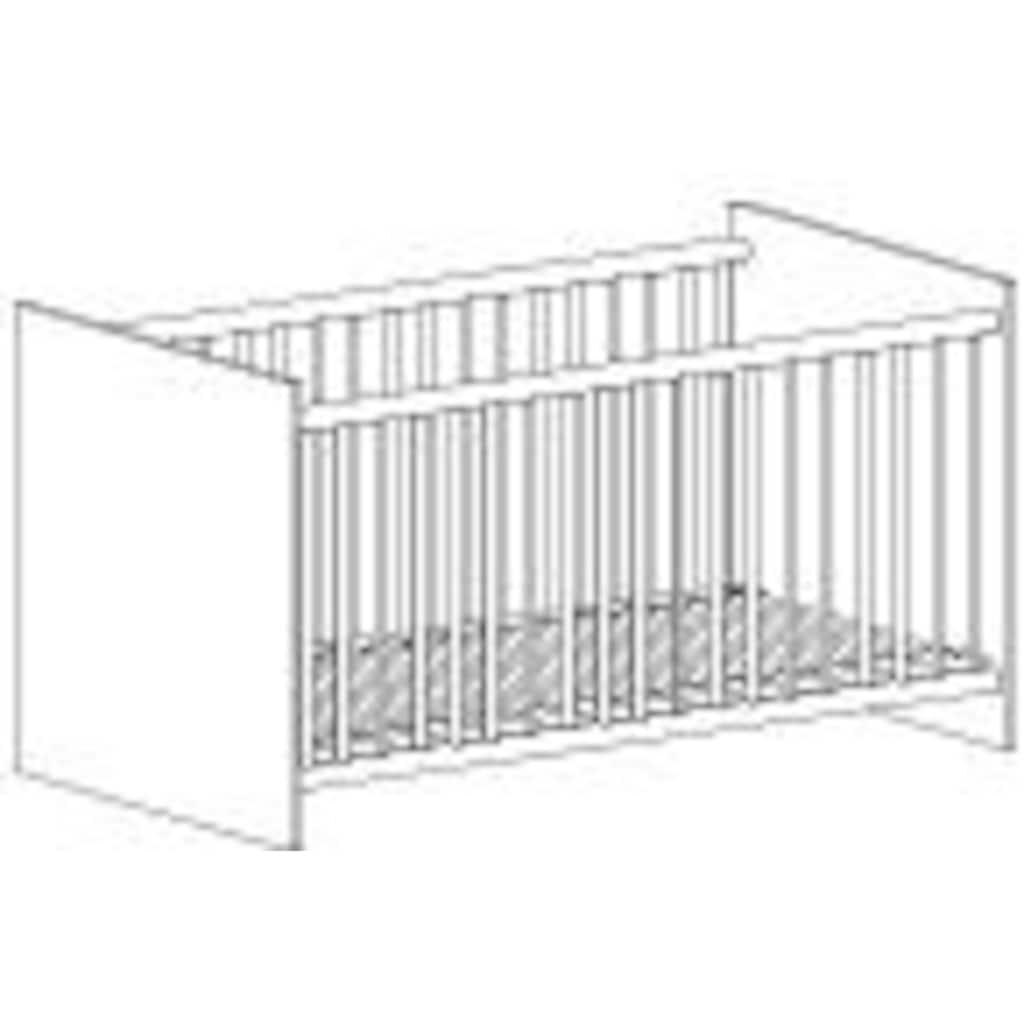 arthur berndt Babymöbel-Set »Bente«, (Spar-Set, 2 St.), Made in Germany