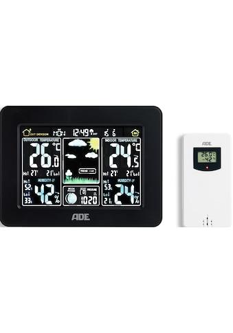 ADE »WS1503« Funkwetterstation (mit Außensensor) kaufen