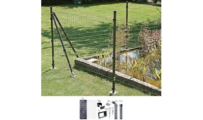 GAH Alberts Schweissgitter »Fix-Clip Pro®«, 122 cm hoch, 25 m, anthrazit beschichtet,... kaufen