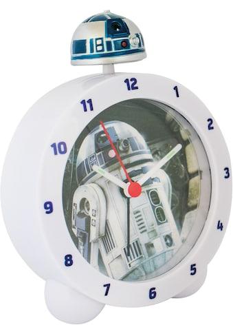 Joy Toy Kinderwecker »R2-D2 Topper Kinderwecker, 27593«, mit R2-D2 Sound und... kaufen