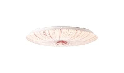 Brilliant Leuchten Jacobo LED Wand- und Deckenleuchte 51cm weiß/rot kaufen