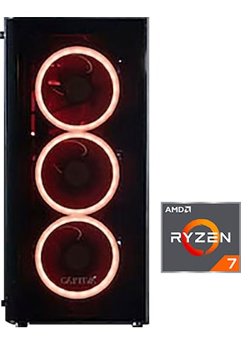 CAPTIVA »G15AG 19V2« Gaming - PC (AMD, Ryzen 7, RTX 2070 SUPER, Luftkühlung) kaufen