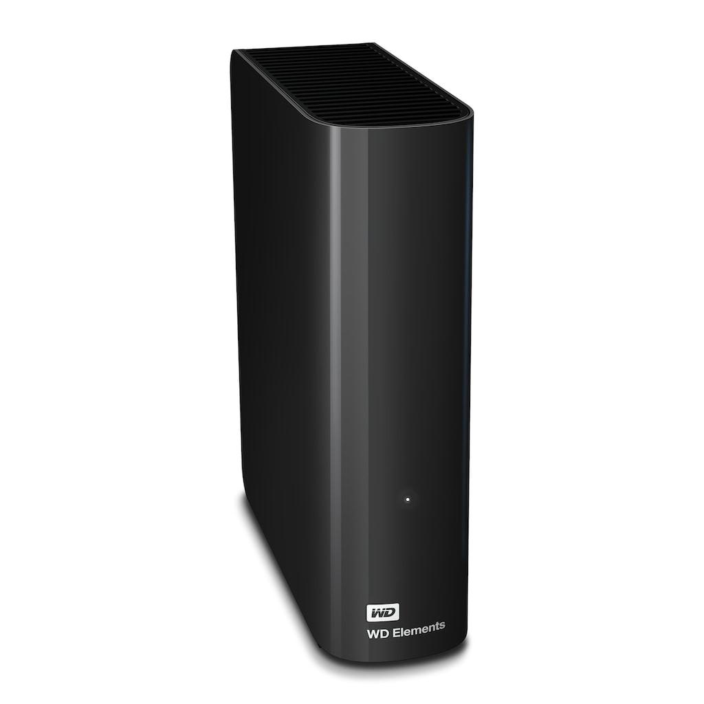 WD Elements external HDD USB 3.0 »10 TB«