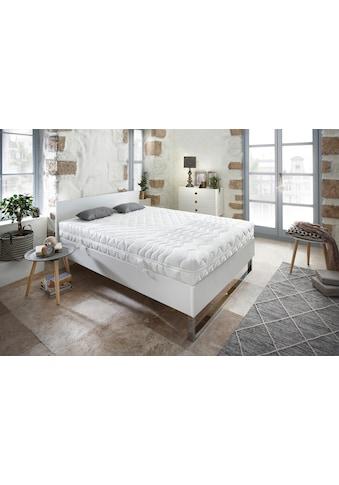 fan Schlafkomfort Exklusiv Komfortschaummatratze »ProVita Flex 21 S«, (1 St.), ideale Luftzirkulation durch Belüftungskanäle kaufen