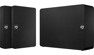 """Seagate externe HDD-Festplatte »Expansion Desktop«, 3,5 """" kaufen"""