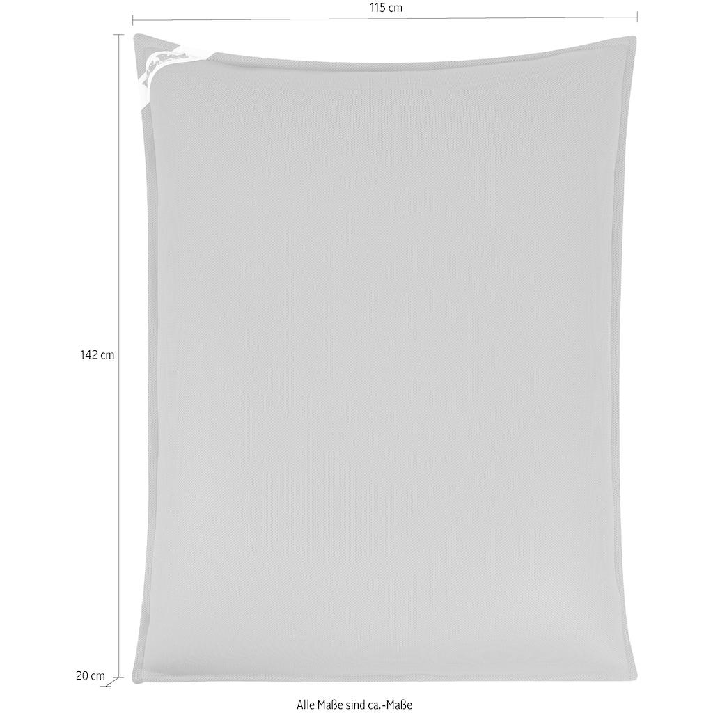 Sitting Point Sitzsack »Swimming Bag Junior«, geeignet für den Einsatz im Swimming Pool