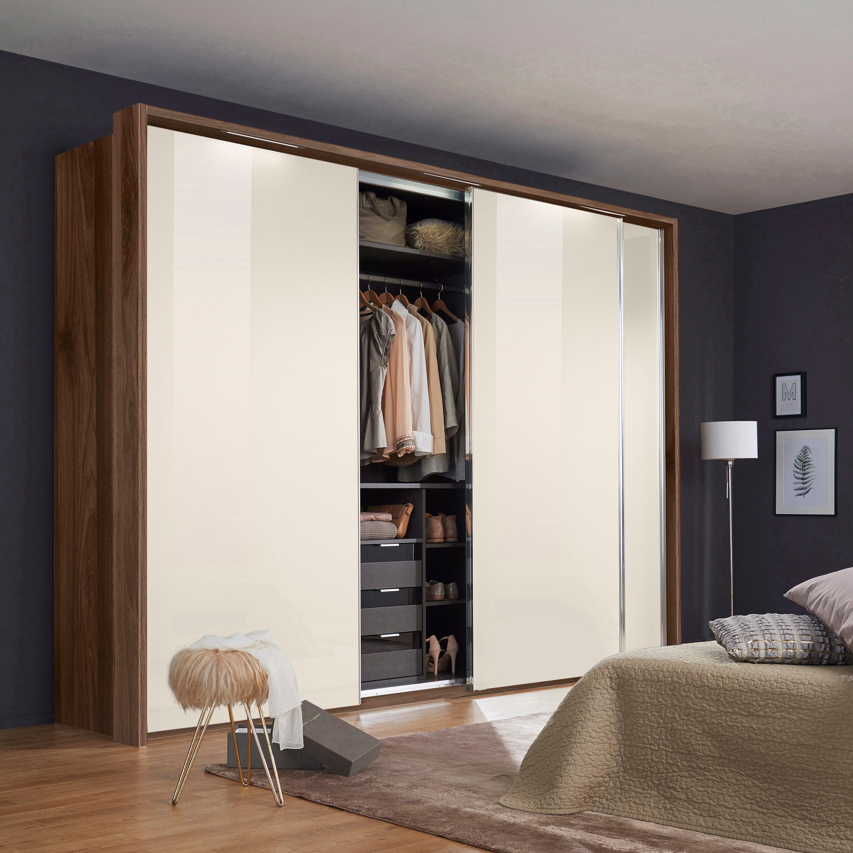 Sonoma Eiche Eiche Schwebetürenschränke Online Kaufen Möbel