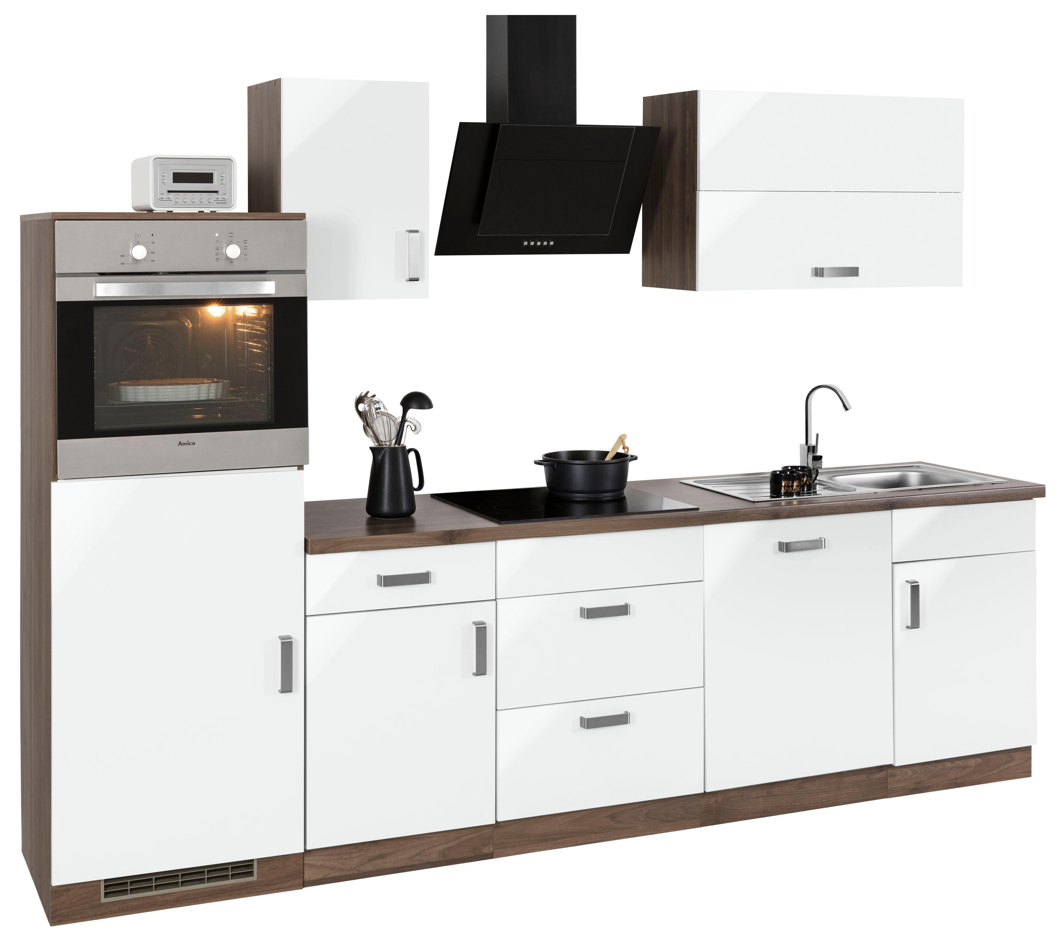 Wiho Küchen Küchenzeile Ohne E Geräte Tacoma Breite 280 Cm