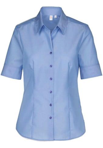 seidensticker Klassische Bluse, mit kurzen Ärmeln kaufen