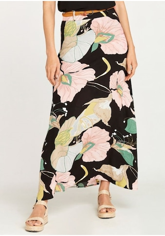 Apricot Maxirock »Pond Abstract Floral Maxi Skirt« kaufen