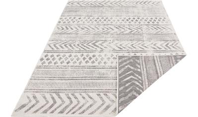 bougari Teppich »BIRI«, rechteckig, 5 mm Höhe, In- und Outdoor geeignet, Wendeteppich, Wohnzimmer kaufen