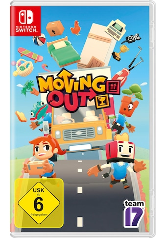 Spiel »Moving Out«, Nintendo Switch kaufen