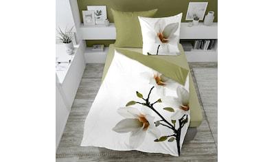 TRAUMSCHLAF Bettwäsche »Lilie«, besonders strapazierfähig kaufen