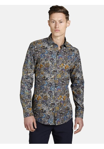 SHIRTMASTER Langarmhemd »bouquetforyou« kaufen