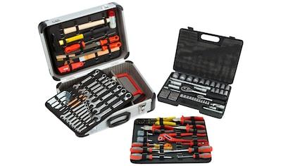 FAMEX Werkzeugkoffer »723 - 51«, 130 - / insgesamt 170 - tlg. kaufen