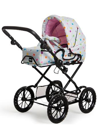 """BRIO® Puppenwagen """"Combi, Grau mit Punkten"""" kaufen"""