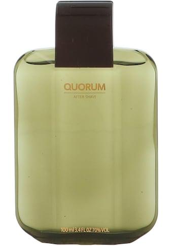 "After - Shave ""Quorum Aftershave"" kaufen"