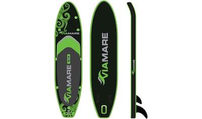 VIAMARE Inflatable SUP-Board »SUP Set VIAMARE 330 S Octopus grün-schwarz« kaufen