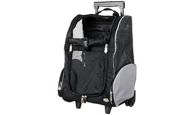 TRIXIE Tiertransporttasche »Trolley Tbag«, bis 8 kg, BxTxH: 32x25x45 cm kaufen