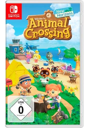 Nintendo Switch Spiel »Miitopia + Animal Crossing«, Nintendo Switch kaufen