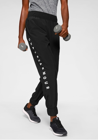 Under Armour® Sporthose »WOVEN BRANDED PANTS« kaufen