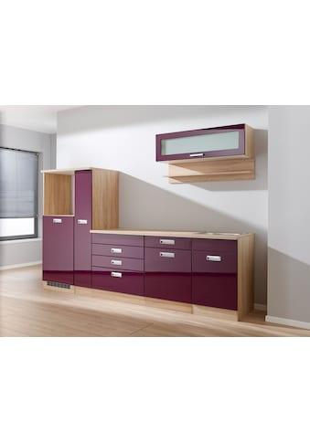 HELD MÖBEL Küchenzeile »Fulda«, ohne E-Geräte, Breite 270 cm kaufen