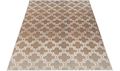 Leonique Teppich »Triana«, rechteckig, 7 mm Höhe, 3-D- Optik, Wohnzimmer kaufen