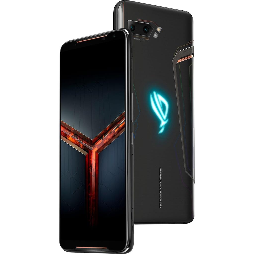 "Asus Smartphone »ROG Phone II«, (16,7 cm/6,59 "" 128 GB Speicherplatz, 48 MP Kamera)"