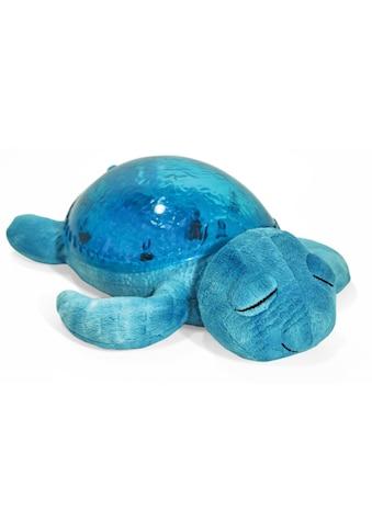 cloudb Kuscheltier »Tranquil Turtle Aqua«, mit Licht und Sound kaufen