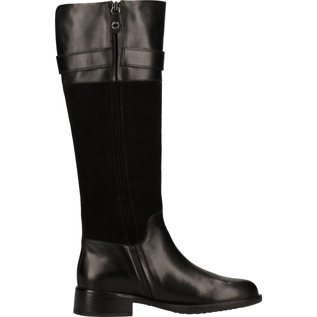Geox Stiefel »Leder«