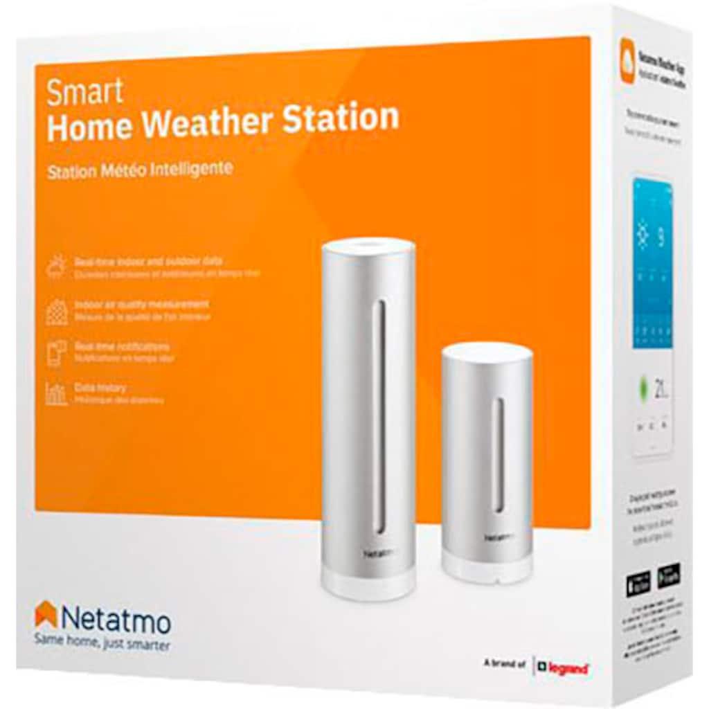 Netatmo Wetterstation »Smarte Wetterstation + Innenmodule«
