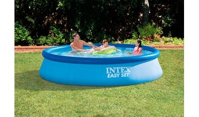 Intex Quick-Up Pool »Easy Set«, ØxH: 366x76 cm kaufen