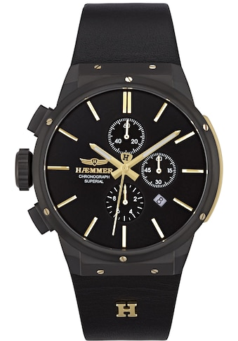 HAEMMER GERMANY Chronograph »SUPERB, HSG - 4804« kaufen