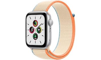 Apple SE GPS, Aluminiumgehäuse mit Sport Loop 44mm Watch kaufen