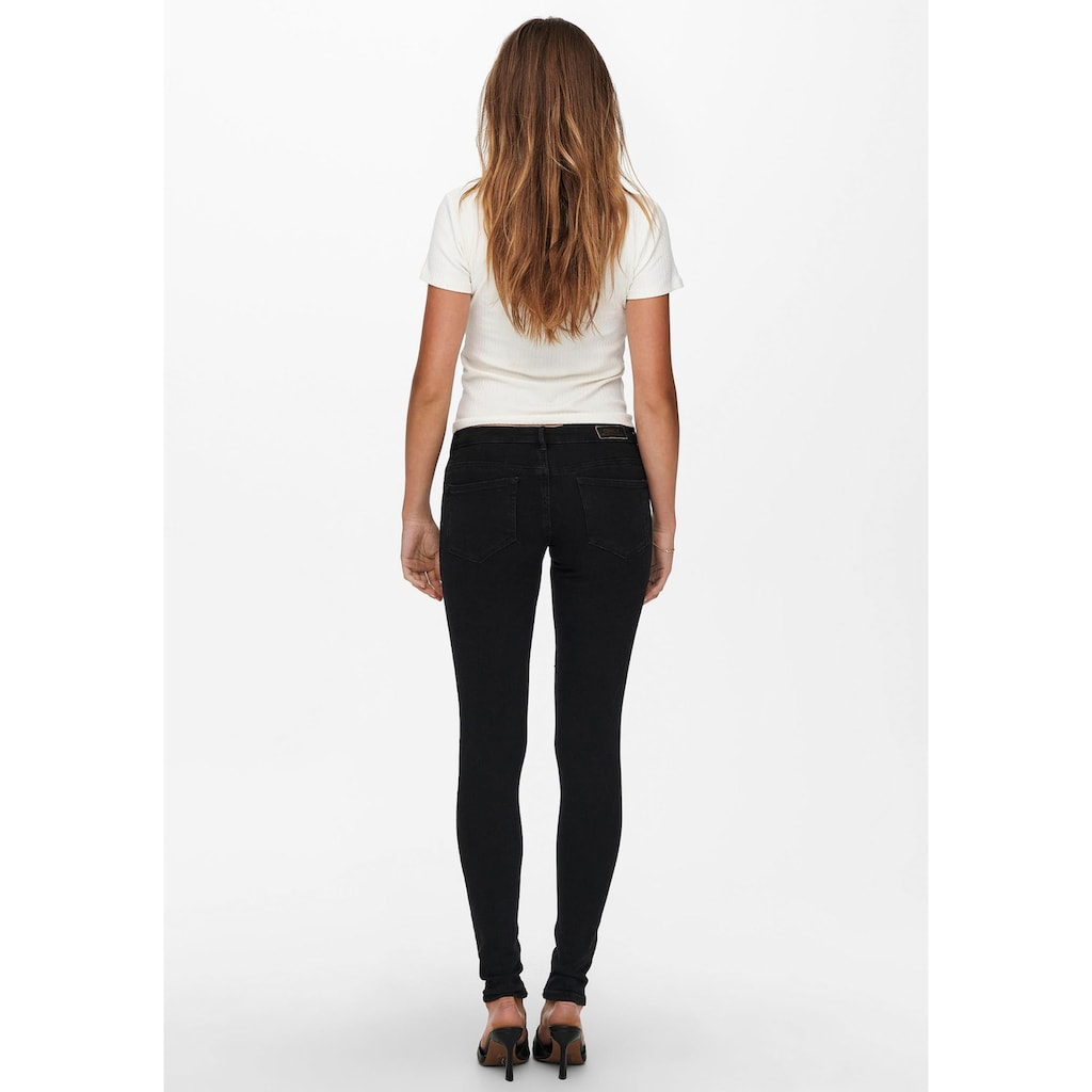 Only Skinny-fit-Jeans »ONLCORAL LIFE SL SK POWER«