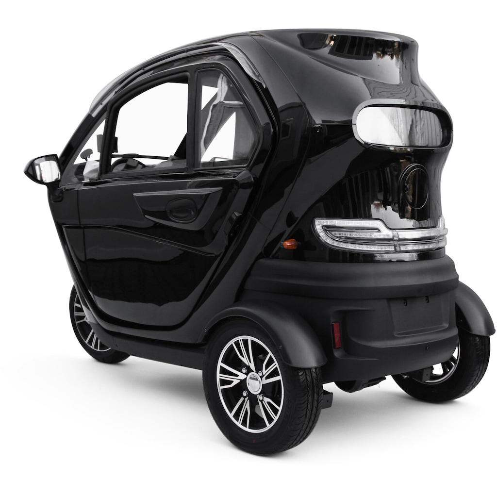 """Didi THURAU Edition Elektromobil »Elektro-Kabinenroller """"eLizzy"""" mit Vorort-Einweisung«, 45 km/h"""