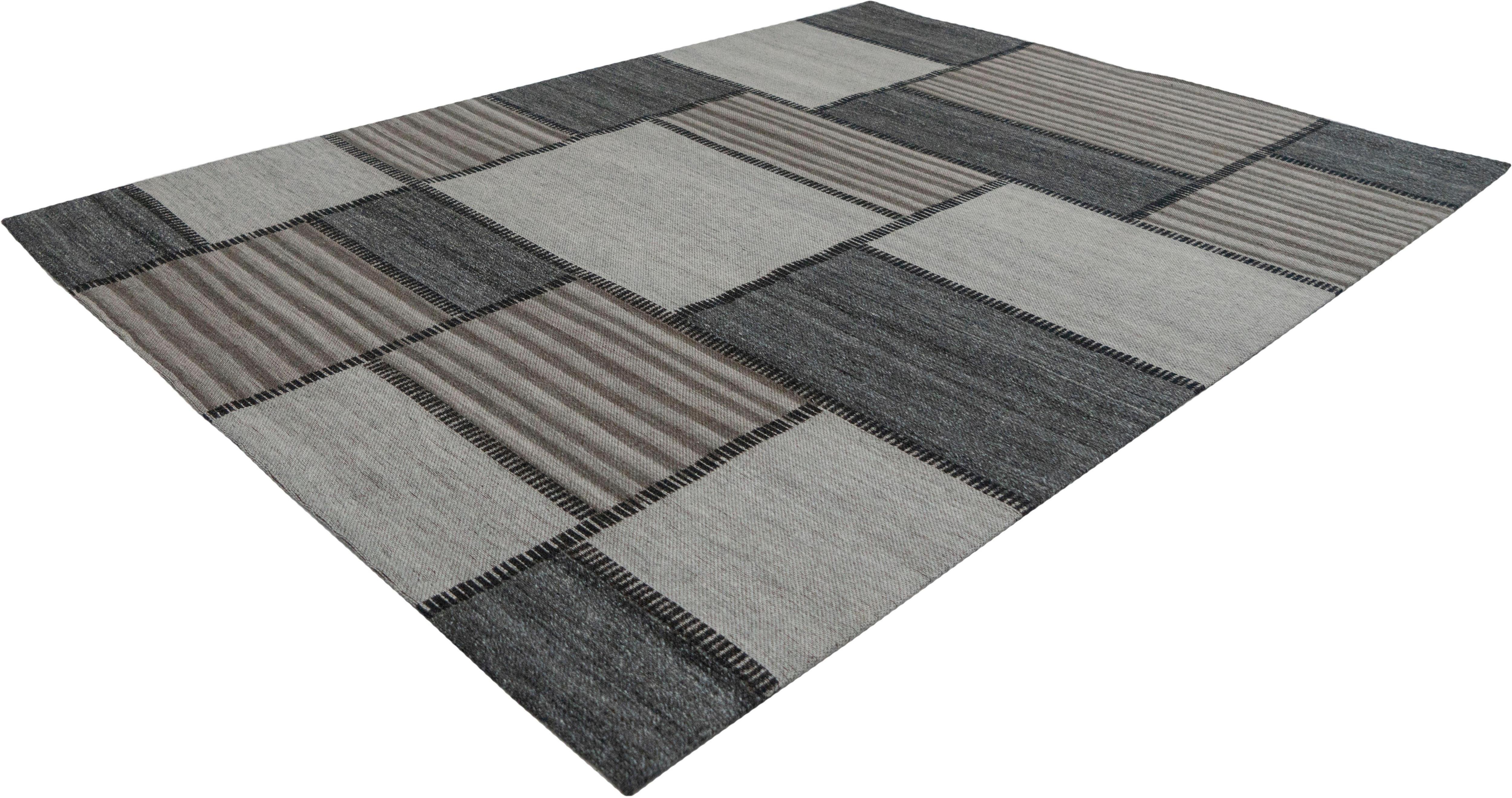 Teppich Roxy 120 calo-deluxe rechteckig Höhe 6 mm maschinell gewebt
