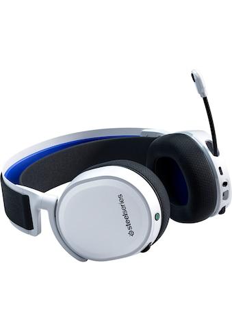 SteelSeries Gaming-Headset »Gaming Headset für PS5 und PS4 Arctis 7P White« kaufen