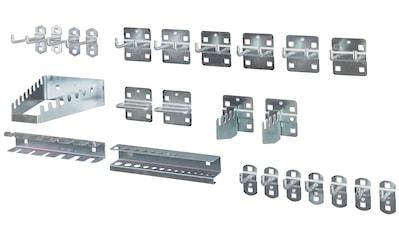 PROFIWERK Werkzeughalter 24 - tlg., inkl. Bohrerhalter, Schlüsselhalter uvm. kaufen
