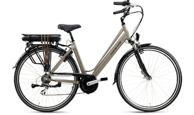 Adore E - Bike »Optima Deluxe«, 7 Gang Shimano Acera Schaltwerk, Kettenschaltung, Mittelmotor 250 W kaufen
